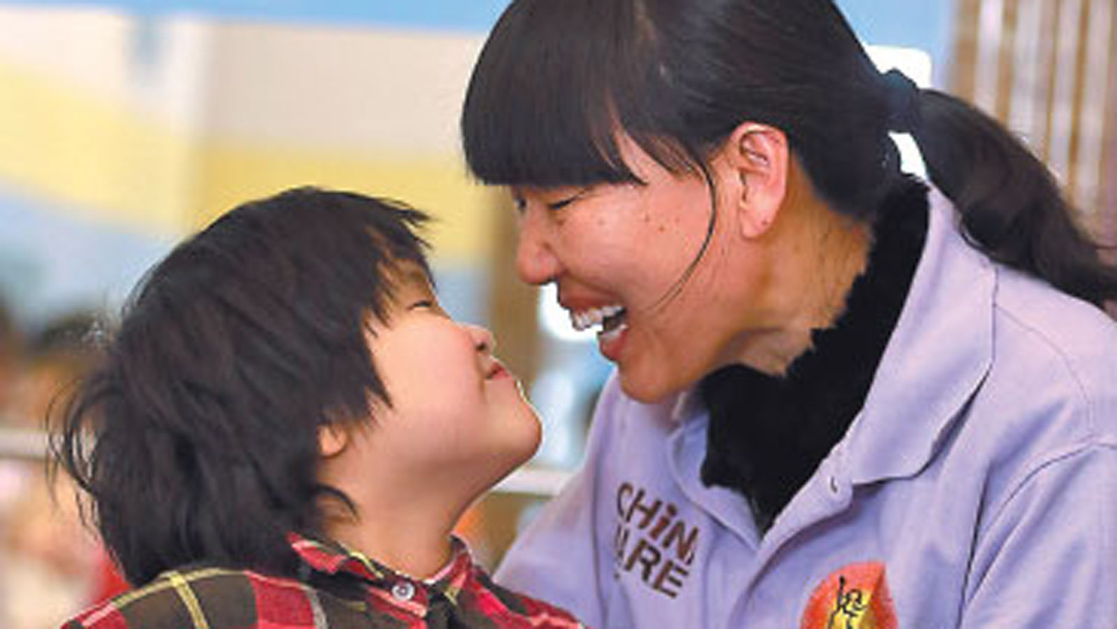Liu Shan, director of the China Care Home in Beijing, has firsthand knowledge of the challenges facing 'institutionalized' children. Feng Yongbin / China Daily